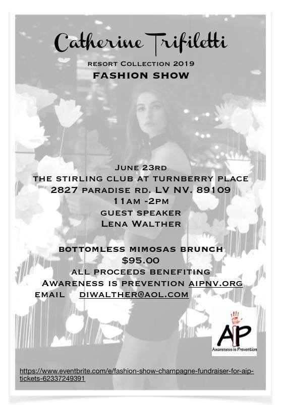Fashion Show Bottomless Mimosas Brunch