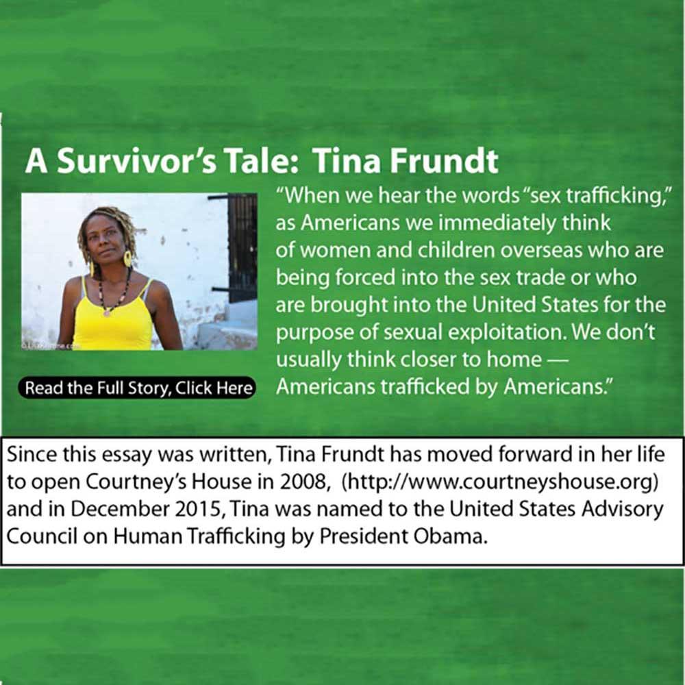 A Survivor Tale