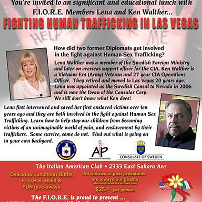 F.I.O.R.E. April Luncheon