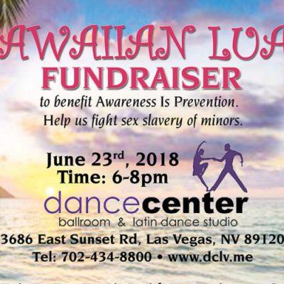 Hawaiian Luau Fundraiser